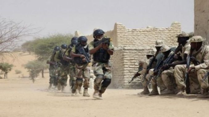 Troops In Kaduna State Rescue 9 Citizens, Arrests 9 Bandits