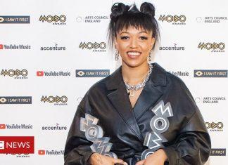 Mahalia and Nines win big at MOBOs 2020