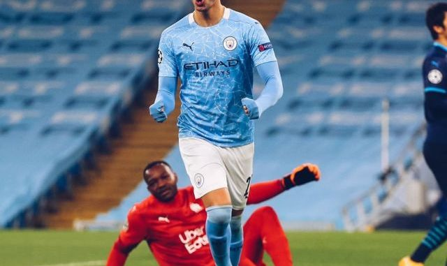 Man City 3 – 0 Marseille