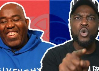 North London derby: Arsenal Fan TV's Robbie and Tottenham supporter Expressions Oozing try being nice