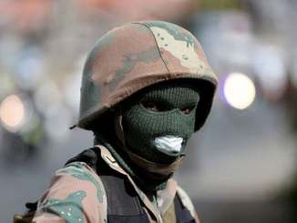Four SANDF soldiers arrested for alleged trespassing & conspiracy to commit crime