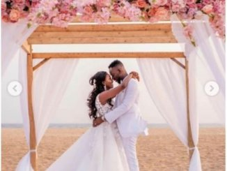 Adekunle Gold Takes Simi On A Romantic Date To Celebrate Their 2-Year Wedding Anniversary