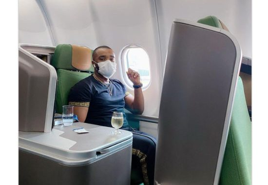 Williams Uchemba reveals the reason for his absence on social media