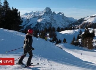 Austria Covid: Brits among 96 skiers quarantined in St Anton