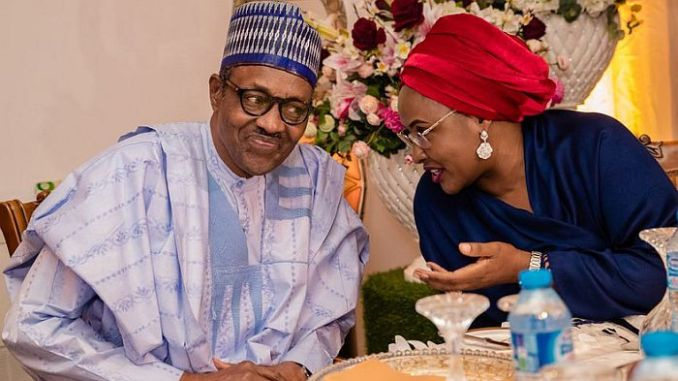 Buhari Wife Has Sleepless Nights Trying To Improve The Lives Of Nigerians