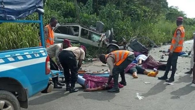 How 9 People Going For A Wedding Ceremony Perished In Horrific Edo Accident