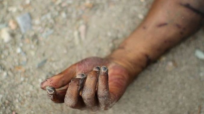 Woman butchered and body parts missing in osun