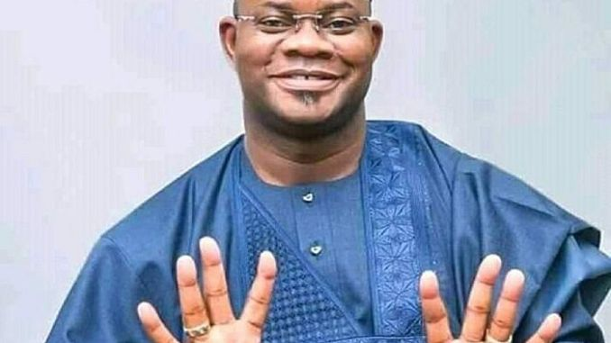 Adamawa Youths Declare Support For Yahaya Bello 2023