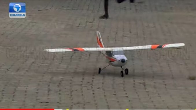 20-Year-Old Rejoice Oghenero Builds Drones
