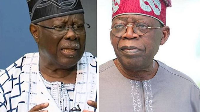 I Will Tear My Passport if Tinubu Becomes President In 2023