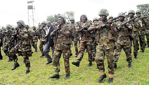 Military Rejects To Take Power Declares Loyalty To Buhari