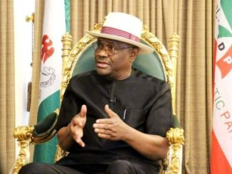 Rivers State Governor Wike Finally Fulfils Promises To Slain Officers