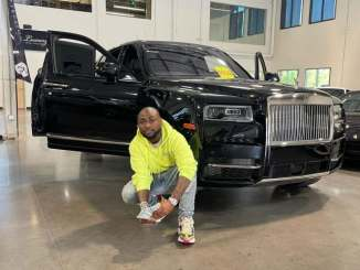 """""""You're Misusing Your Wealth & Making Youths Desperate"""" – Fan Slams Davido After He Flaunted New Car"""
