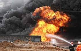 Infant Two Others Die In Gas Explosion