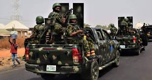 Panic As Army Arrests Suspected Terrorists In Kano