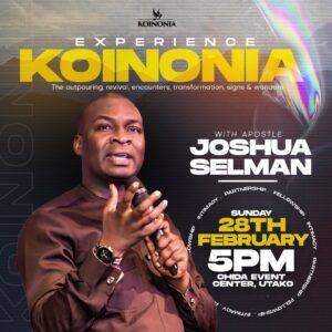 Download MANDATES with Apostle Joshua Selman