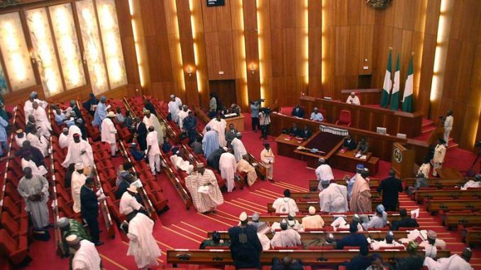 Bill To Impeach President Passes Second Reading