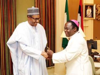 Buhari Should Have Spoken With Biden–Bishop Kukah
