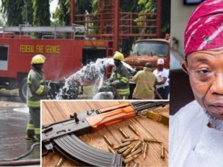Fire Service Workers To Start Carrying AK-47, Other Firearms – Aregbesola