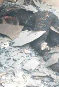 IGWEBUIKE FAMILY FACE ANOTHER ATTACK AS HOUSE BURNT DOWN, TWO CONFIRM DEAD