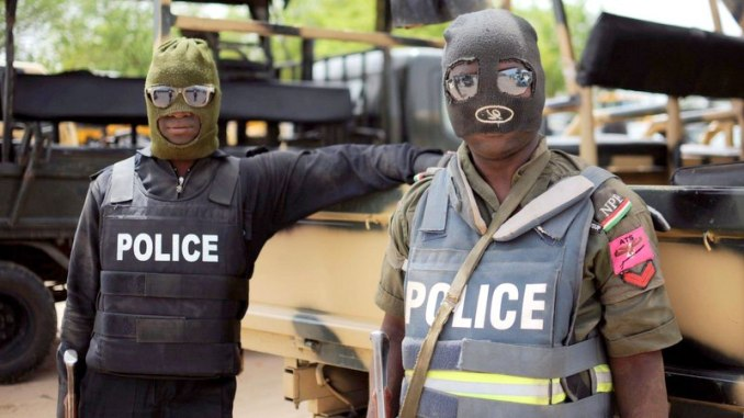 In Ebonyi police kill two suspected IPOB members and recover their weapons.