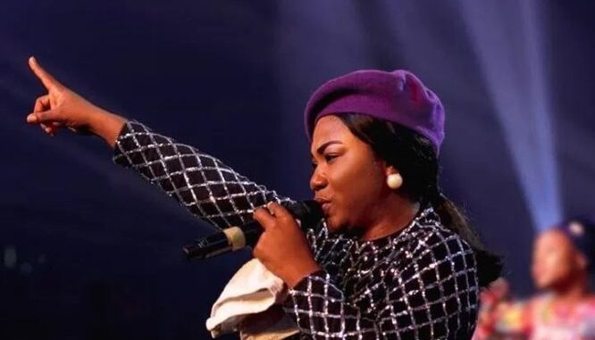 Biography of Mercy Chinwo - All you Need to know