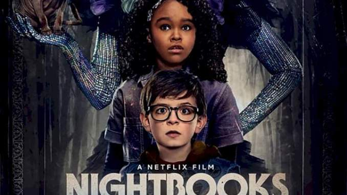 Movie: Nightbooks (2021)