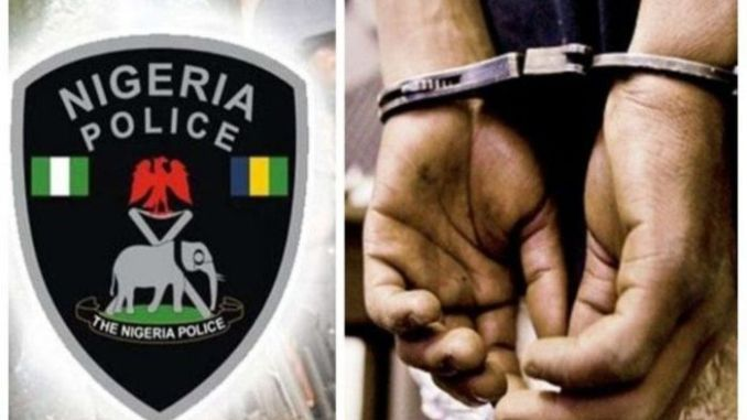 Two Arrested With Two Dead Children Stuffed Inside A Sack In Lagos