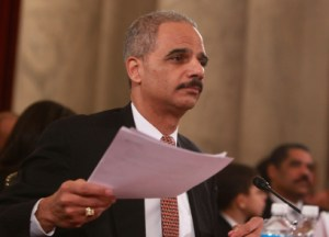 Staff Legal Memo to Attorney General Holder Privileged from FOIA Request