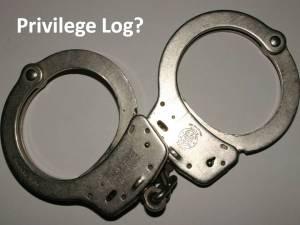 Court Imposes Strict Privilege-Log Standards for Deliberative Process Privilege