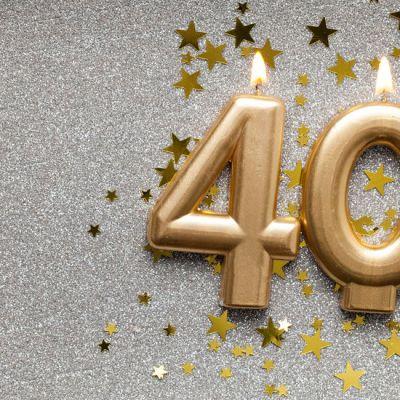 Happy 40th Anniversary, Upjohn!