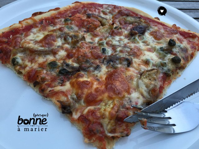 Pâte à pizza maison avec machine à pain