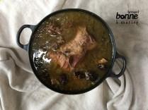 Rôti de porc aux pruneaux de Julie Andrieu