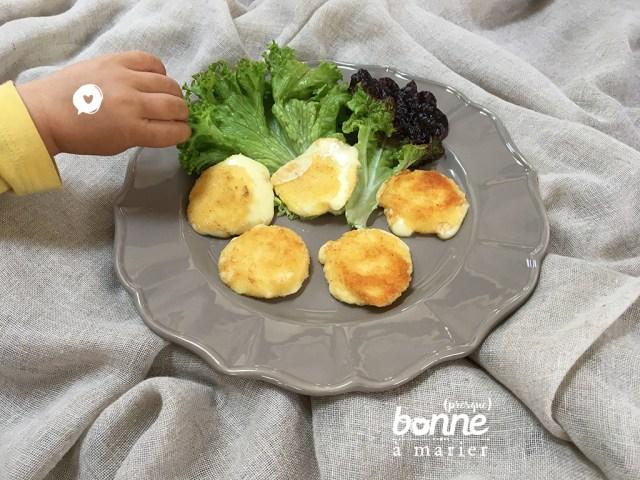 Mini Babybel panés