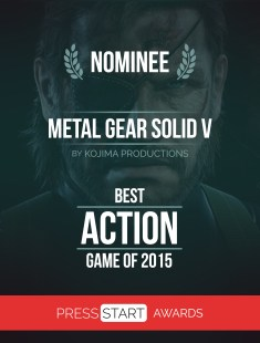 BEST ACTION METAL GEAR SOLID V