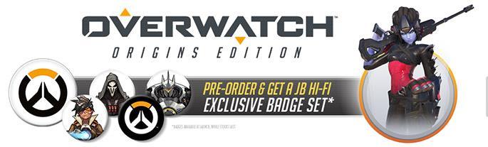 JB Pre-order Bonus