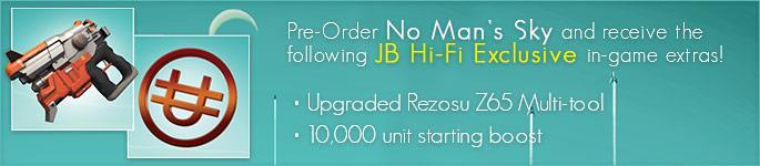 Preorder DLC JB Hifi