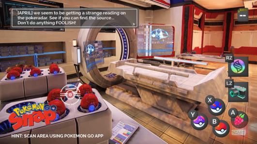 Explore The Pokemon Centre