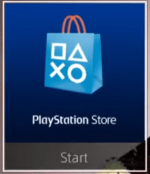 Old PS Store Logo