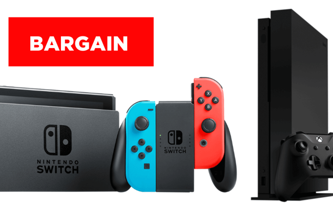 Eb Games Has Cheap Nintendo Switch And Xbox One X Consoles