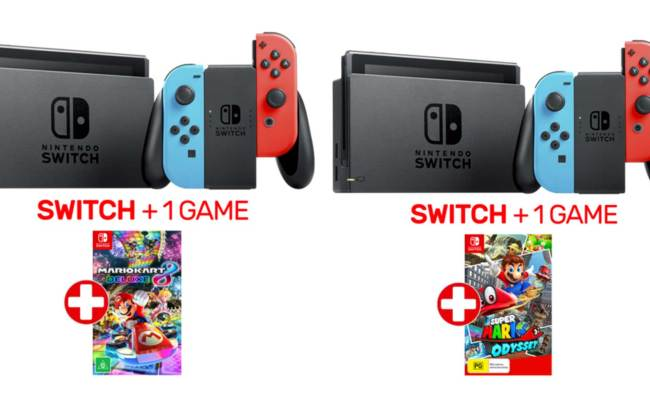 Eb Games Has Another Really Good Nintendo Switch Deal
