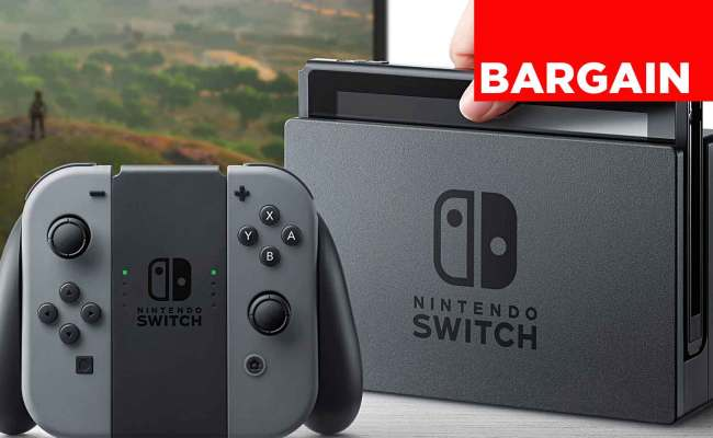 Eb Games Has A Decent Nintendo Switch Deal