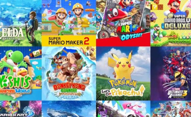 The Nintendo Switch Game Voucher Offer Is Coming To Australia