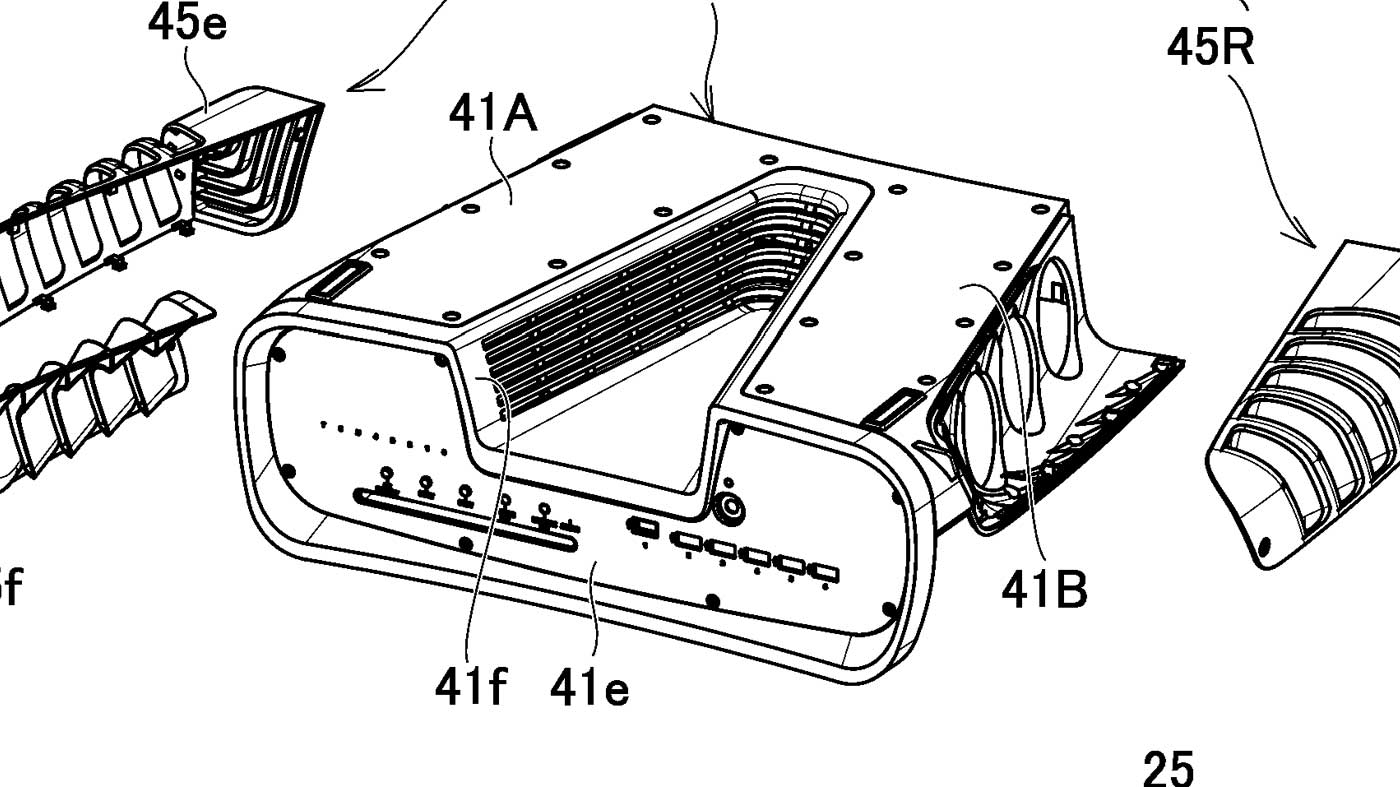 A New PS5 Console Patent Has Revealed Six Fans And A Vapor