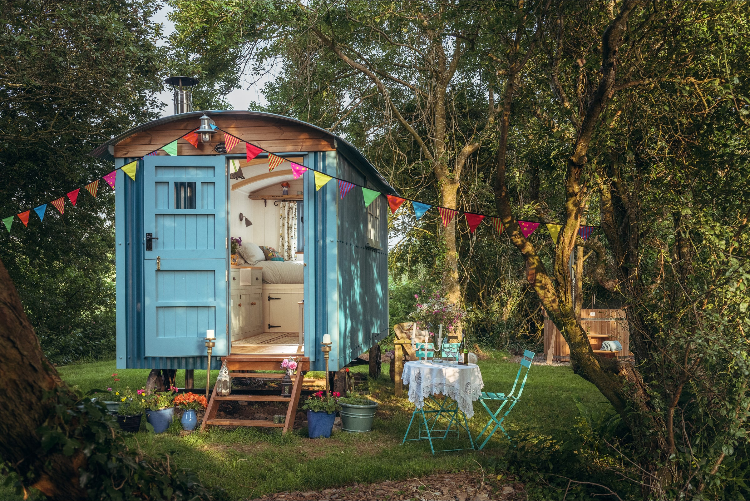 Tiny Houses And Shepherd Huts Where Airbnb Travelers Are
