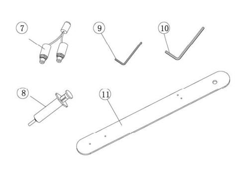 User manual for Opera T1288 tonearm