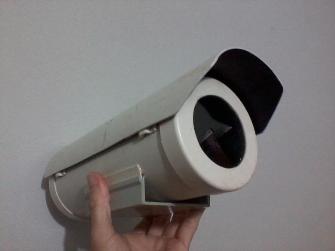 DIY Caixa de Proteção PVC para estação de monitoramento de meteoros   EXOSS  Citizen Science Project 4ad7cfce49