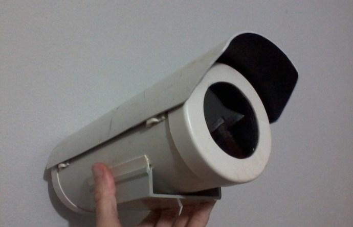 DIY Caixa de Proteção PVC para estação de monitoramento de meteoros