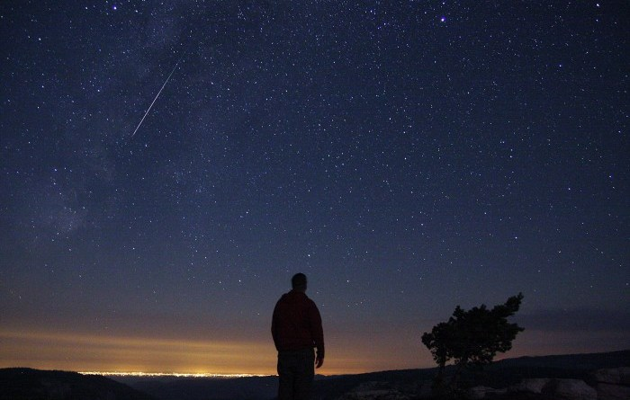 22 dicas de como fotografar meteoros com uma câmera fotográfica DSLR