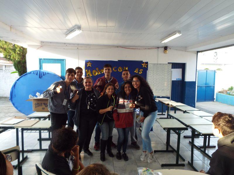 Equipe vencedora